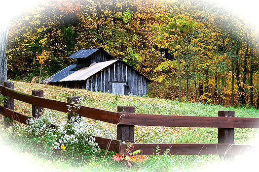 Sap Barn or House by Jim Cotton