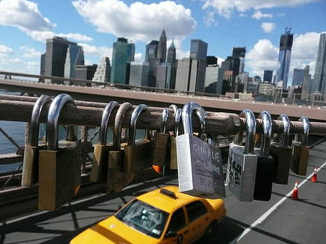 Scenic Locks by Keith McGill