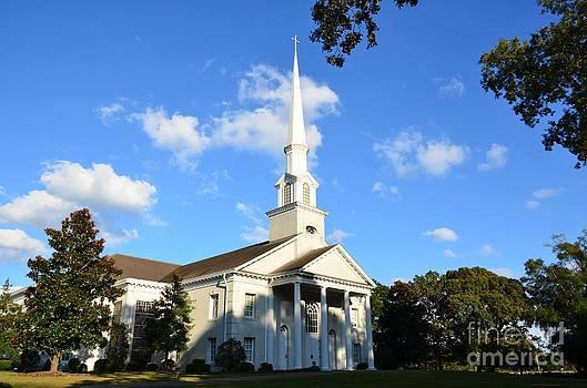 Bob Sample - Scotts Hill Baptist Church