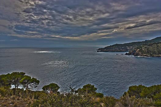 Sea by Antonio Macias Marin