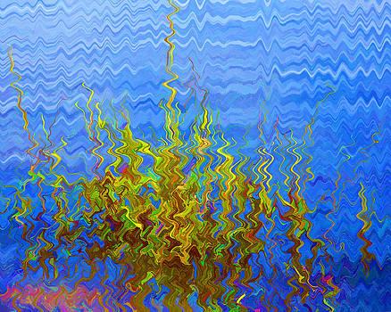 Seashore Blue by Allan MacDonald