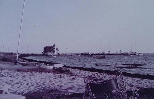 Seaside Park NJ Yacht Club by Joann Renner