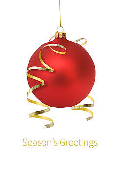 Season's Greetings v1 by Gillian Dernie