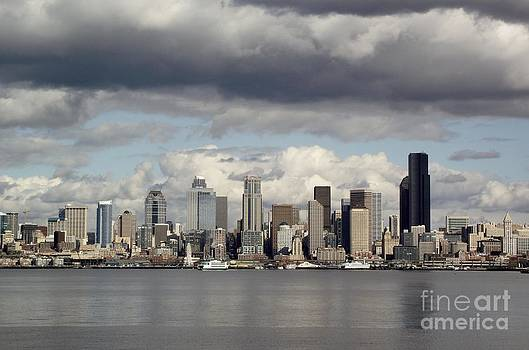 Seattle by Wendy Martin