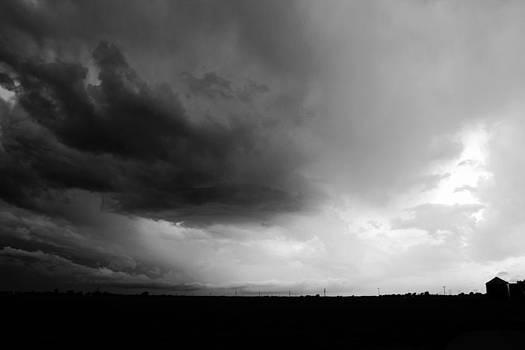NebraskaSC - Severe Storm Cells Developing over South Central Nebraska