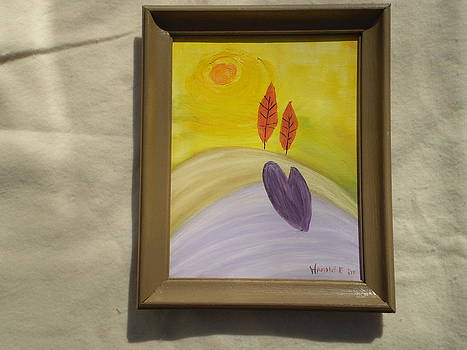 Shadows of the Heart by Harold Messler