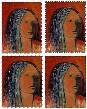 She Rode Long Time No More  by Johanna Elik