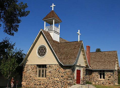 Sheridan Episcopal by Jim Cotton