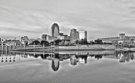 Scott Pellegrin - Shreveport Cityscape