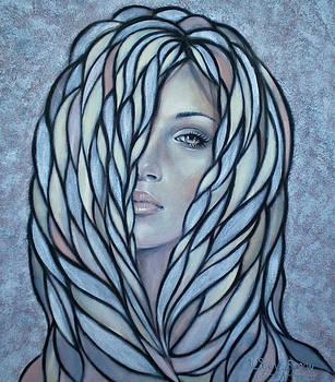 Silver Nymph 021109 by Selena Boron