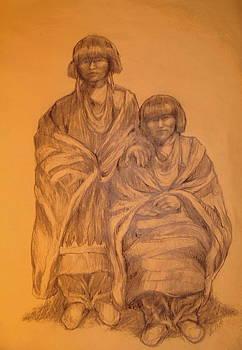 Sisters by Johanna Elik