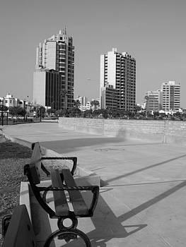 Sit down please by Luis Fernando Del Aguila Mejia