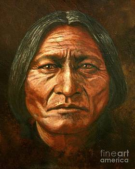 Sitting Bull by Stu Braks