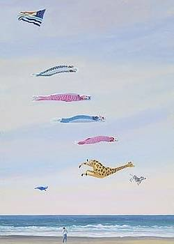 Sky Zoo by Carol Thompson