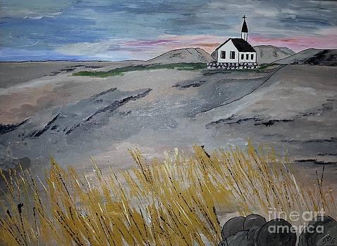 Small church by Susanne Baumann
