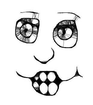 Smile 2 by Jeffrey Platt