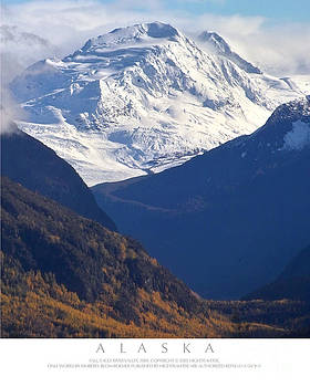 Snow Covered Mountain by Kimberly Blom-Roemer