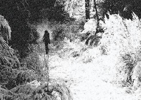 Ronda Broatch - Snow Walking