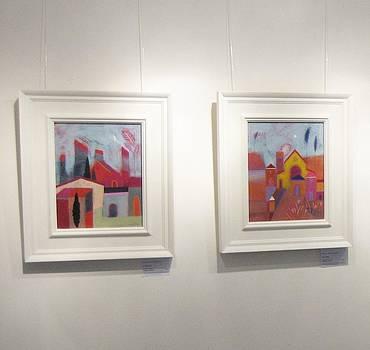 Solo Exhibition in York by Giuliana Lazzerini