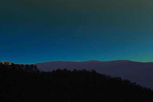 Carolyn Stagger Cokley - solorized sunrise