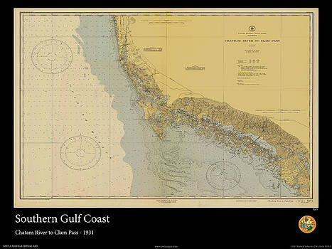 Southern Gulf Coast - 1931 by Adelaide Images