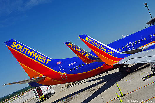 Southwest Airlines by Lamyl Hammoudi