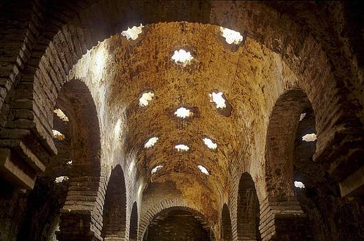 Spain. Ronda. Moorish Baths 13th-14th by Everett