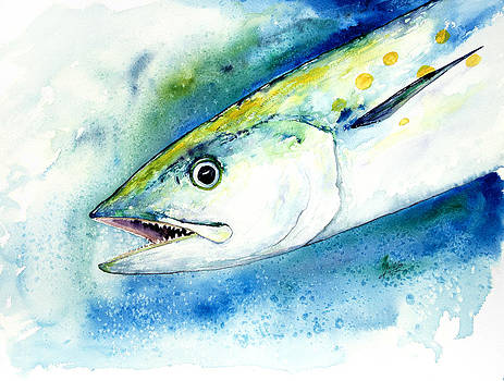 Spanish Mackerel by Joel DeJong