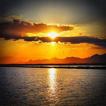 Spanish Sunset by Angel Eowyn