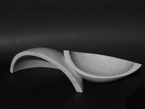 Spicchi di luna - Moon slices by Francesca Bianconi