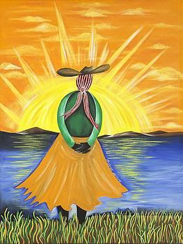 Spiritual Awakening by Patricia Sabree