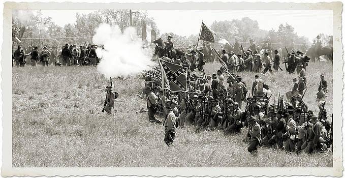 Spotsylvania CS Battle  by Troy  Skebo