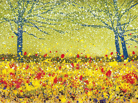 Spring Arrives by Jerome Lawrence