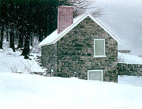 Springhouse by Tom Wooldridge
