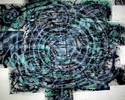 Square Spiral by Leigh Odom