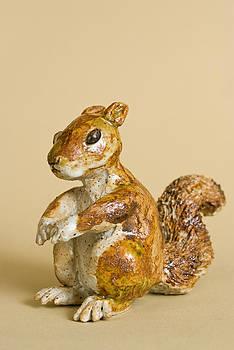 Jeanette K - Squirrel