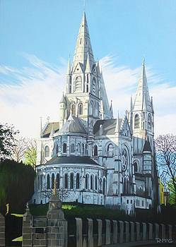 St Finbarr's Cathedral by Rick McGroarty