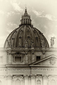 David Pringle - St Peters Basilica