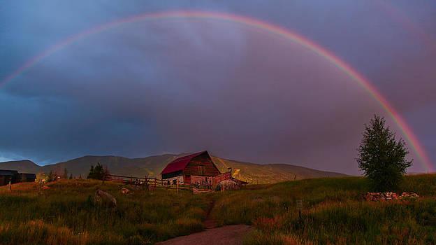Kevin  Dietrich - Steamboat Barn