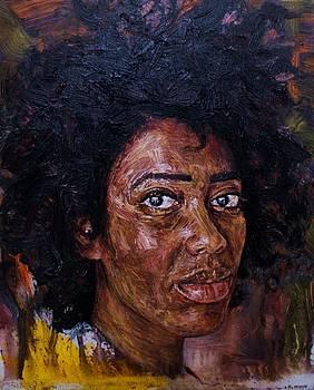 Stephanie by Edward Ofosu
