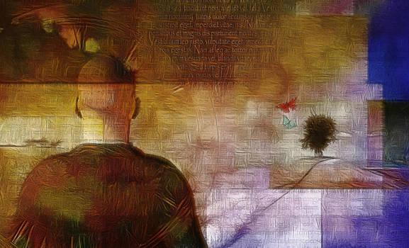 Stranger by Bruce Rolff
