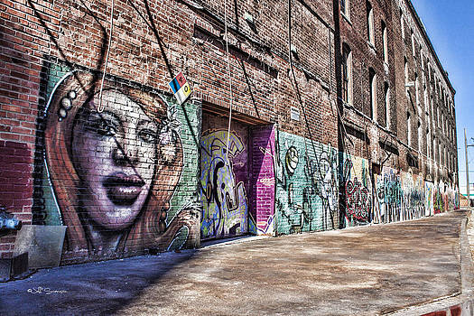 Street Graffiti by Jeff Swanson