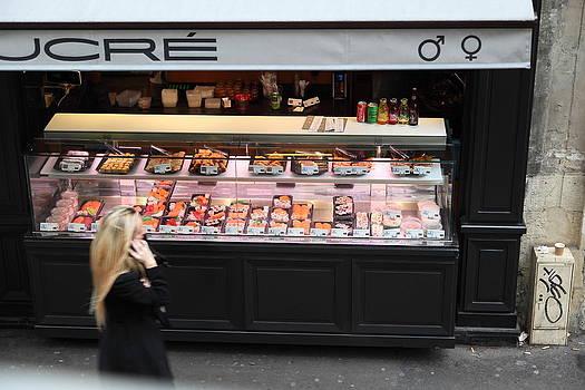 Street Scenes - Paris France - 011338 by DC Photographer