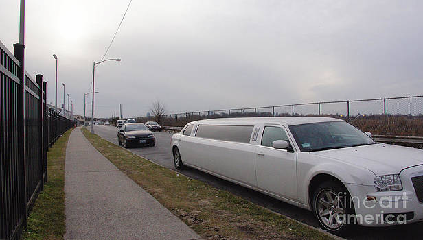 Stretch Limousine by Mark Thomas