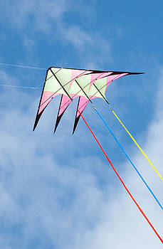 Stunt kite at the Windscape Kite Festival 2011 by Rob Huntley