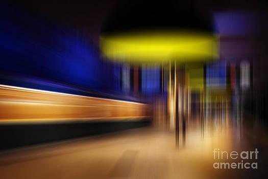Subway Impressions by Martin Dzurjanik