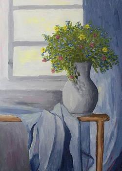 Summer flowers by Mats Eriksson