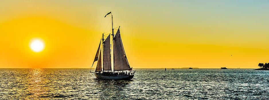 Thomas Schreiter - sundown in Key West