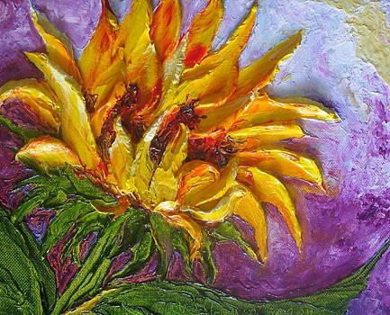 Sunflower by Paris Wyatt Llanso