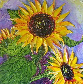 Sunflowers by Paris Wyatt Llanso